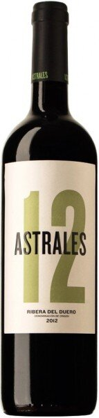 "Вино ""Astrales"", Ribera del Duero DO, 2012"