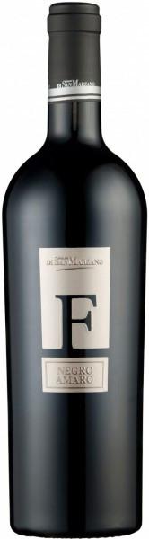 "Вино Feudi di San Marzano, ""F"" Negroamaro, Salento IGP, 2018"