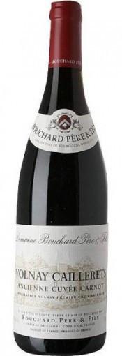 Вино Volnay 1-er Cru AOC Caillerets Ancienne Cuvee Carnot 2002
