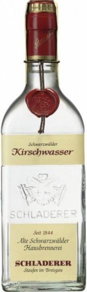 Шнапс Schladerer, Schwarzwaelder Kirschwasser, 0.7 л