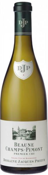 """Вино Domaine Jacques Prieur, Beaune Premier Cru """"Champs-Pimont"""" Blanc, 2010, 0.375 л"""