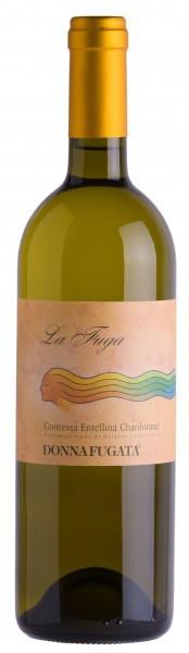 "Вино ""La Fuga"" Chardonnay, Contessa Entellina DOC, 2011"