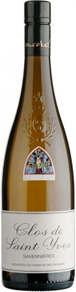 """Вино Domaine des Baumard, """"Clos Saint Yves"""", Savennieres AOC, 2013"""