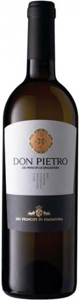 Вино Azienda Agricola Spadafora Don Pietro Bianco 2010