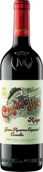 """Вино Marques de Murrieta, """"Castillo Ygay"""" Gran Reserva Especial, 2007"""