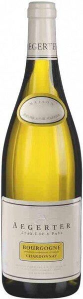 Вино Aegerter, Bourgogne AOC Chardonnay, 2015