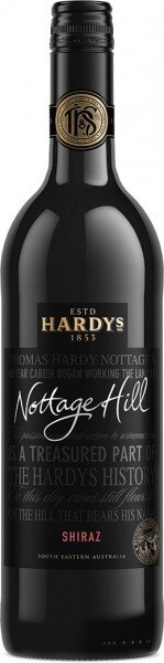 "Вино Hardys, ""Nottage Hill"" Shiraz, 2014"
