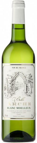 Вино Belle Arche Blanc Semi-Sweet