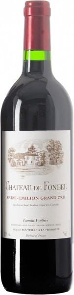 Вино Chateau de Fonbel, Saint-Emilion Grand Cru, 2009