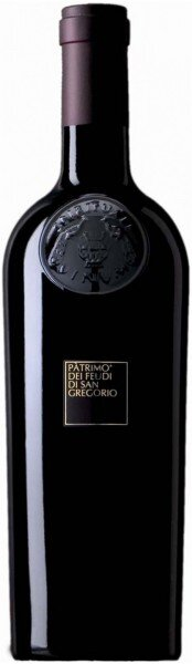 "Вино Feudi di San Gregorio, ""Patrimo"", 2009, 1.5 л"