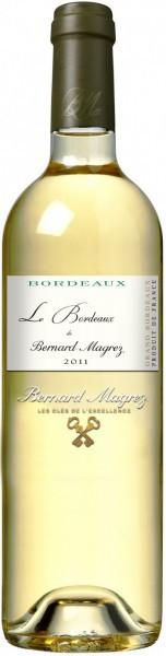 """Вино """"Le Bordeaux de Bernard Magrez"""" Blanc"""