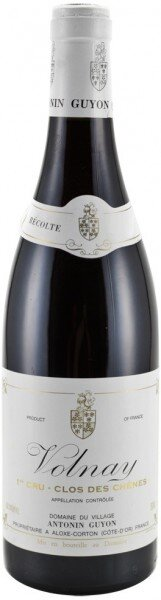 "Вино Volnay 1-er Cru AOC ""Clos des Chenes"", 2013"
