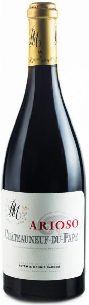 """Вино Clos Saouma, Chateauneuf-du-Pape AOC """"Arioso"""", 2010"""