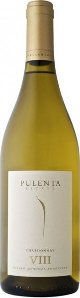 "Вино ""Pulenta Estate"" Chardonnay VIII, 2015"