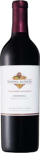 """Вино Kendall-Jackson, """"Vintner's Reserve"""" Zinfandel, 2015"""