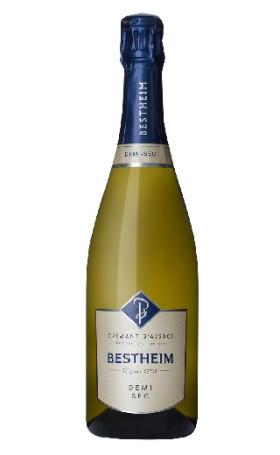 Креман Bestheim Cremant d'Alsace Demi Sec 0.75л