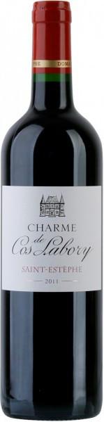 Вино Charme de Cos-Labory, 2011