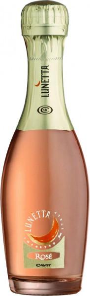 """Игристое вино Cavit, """"Lunetta"""" Rose, 0.2 л"""