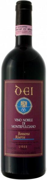 """Вино Maria Caterina Dei,""""Bossona"""" Vino Nobile Montepulciano Riserva DOCG 2003"""