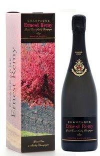 Шампанское Ernest Remy Grand Cru a Mailly Rose de Saignee 0.75л