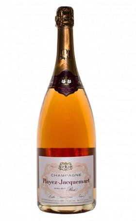 Шампанское Ployez-Jacquemart Extra Brut Rose 1.5л