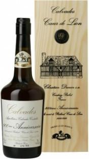 Кальвадос Coeur de Lion Calvados Cuvee speciale du 800 Aniversaire, wooden box, 0.7 л