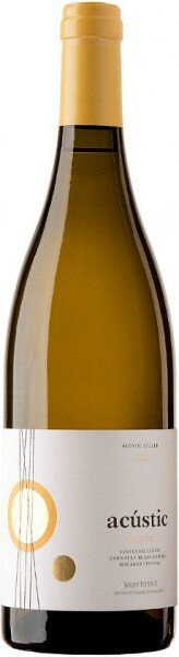 "Вино Celler Acustic, ""Acustic"" Blanc, Montsant DO, 2010"