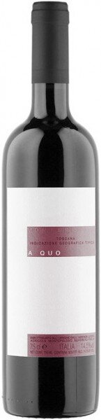 "Вино Montepeloso, ""A Quo"", Toscana IGT, 2010"
