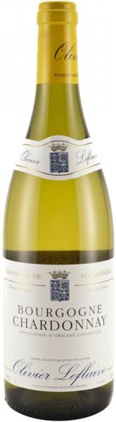 Вино Bourgogne AOC Chardonnay, 2011