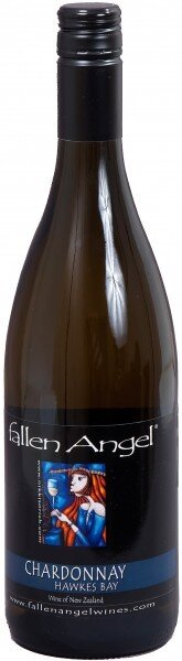 "Вино ""Fallen Angel"" Chardonnay, Hawkes Bay, 2006"