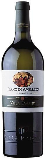"""Вино Villa Raiano, """"Ripa Alta"""", Fiano di Avellino DOCG, 2008"""