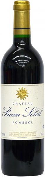 Вино Chateau Beau Soleil Pomerol AOC 1996