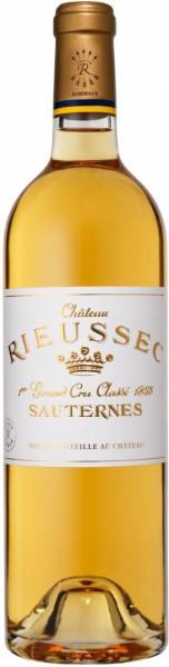 Вино Chateau Rieussec, Sauternes AOC 1-er Grand Cru Classe, 2011