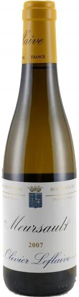 Вино Meursault AOC 2007, 0.375 л