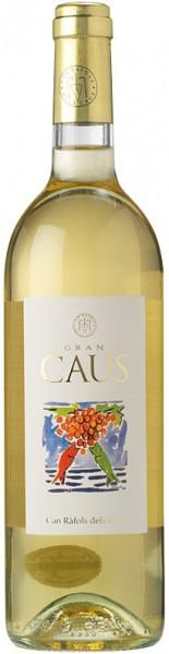 Вино Penedes DO Gran Caus blanco 2006