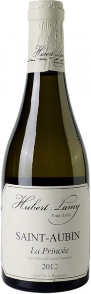 """Вино Saint-Aubin """"La Princee"""" AOC, 2012, 0.375 л"""