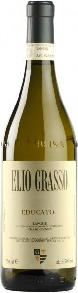 "Вино Langhe Chardonnay DOC ""Educato"", 2012"