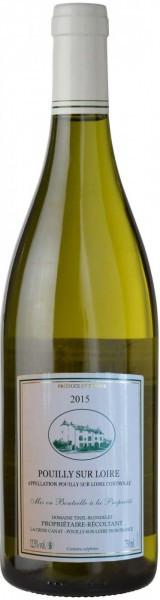 Вино Domaine Tinel-Blondelet, Pouilly Sur Loire AOC, 2015