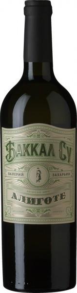 """Вино """"Bakkal Su"""" Aligote"""