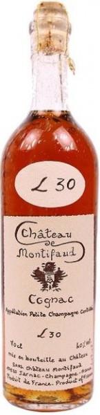 Коньяк Chateau de Montifaud 30 Years Old, Fine Petite Champagne AOC, 0.7 л