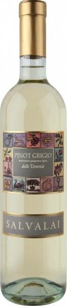 Вино Salvalai, Pinot Grigio, delle Venezie IGT