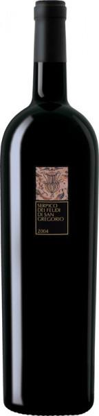 "Вино Feudi di San Gregorio, ""Serpico"", Irpinia DOC, 2004, 1.5 л"