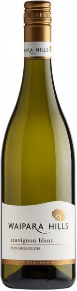 Вино Waipara Hills, Sauvignon Blanc, Marlborough, 2015