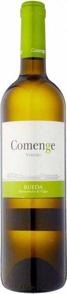 "Вино Bodegas Comenge, ""Comenge"" Verdejo, Rueda DO, 2014"
