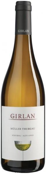 Вино Girlan, Muller Thurgau, Sudtirol Alto Adige DOC, 2014