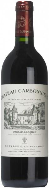 """Вино """"Chateau Carbonnieux"""" Rouge, Pessac-Leognan AOC Grand Cru Classe de Graves, 2012"""