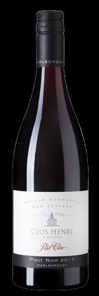 """Вино Clos Henri, """"Petit Clos"""" Pinot Noir, Marlborough, 2017"""