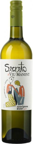 """Вино Viu Manent, """"Secreto"""" Sauvignon Blanc, 2016"""
