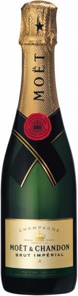"Шампанское Moet & Chandon, Brut ""Imperial"", 0.2 л"