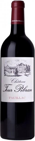 Вино Chateau Tour Pibran, Pauillac AOC, 2010